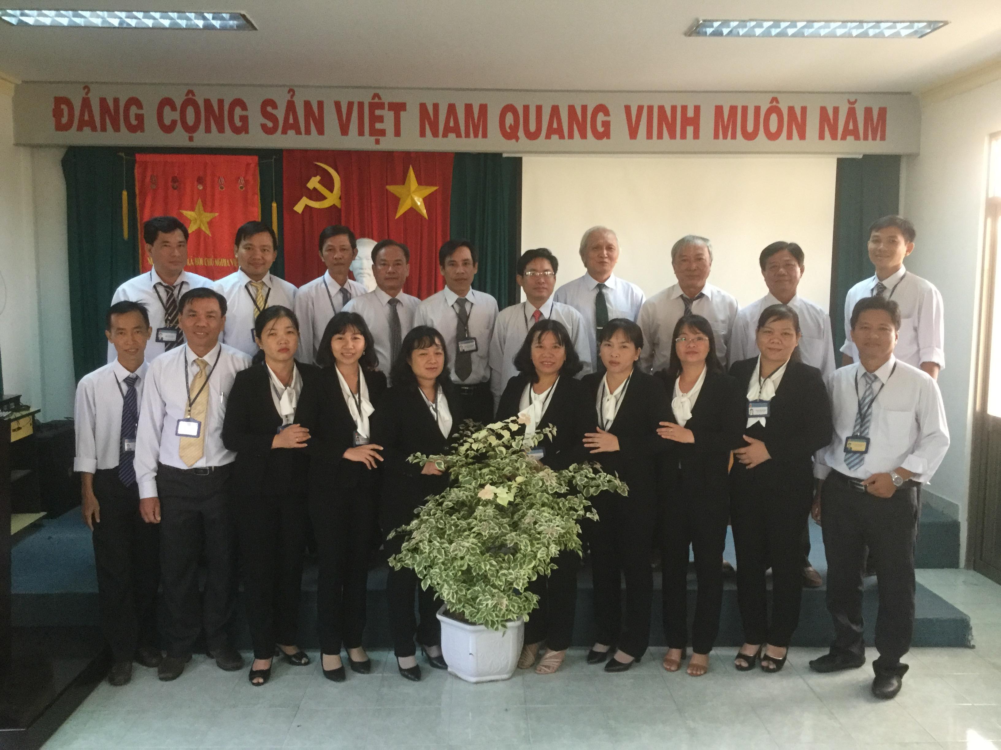 Chi bộ Cục Thống kê họp mặt kỷ niệm 88 năm ngày thành lập Đảng cộng sản Việt Nam (03/02/1945 – 03/02/2018)