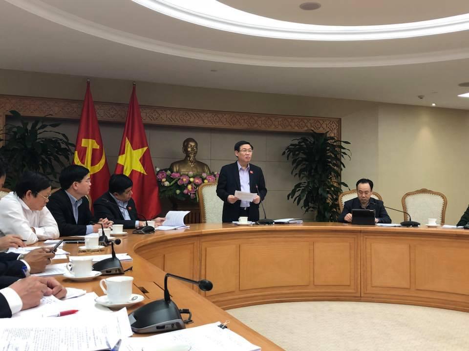 Tin video Phó Thủ tướng Vương Đình Huệ chủ trì cuộc họp Ban Chỉ đạo Tổng điều tra dân số và nhà ở Trung ương