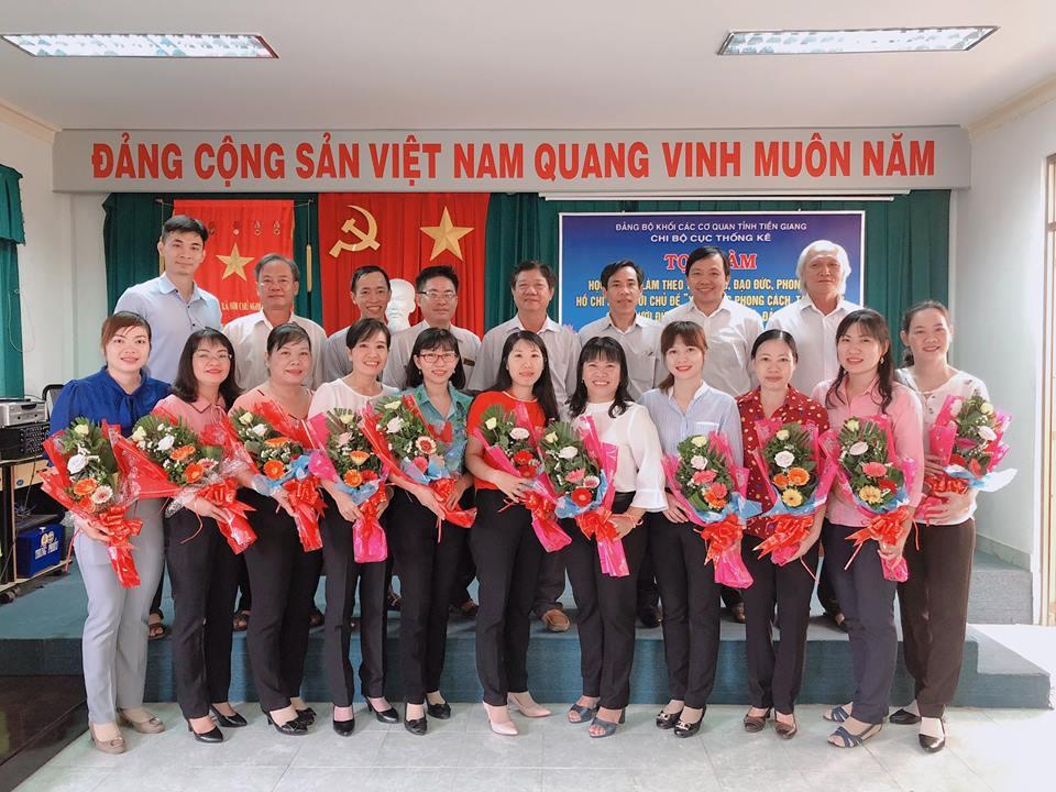 Họp mặt kỷ niệm 88 năm ngày thành lập Hội liên hiệp phụ nữ Việt Nam 20-10