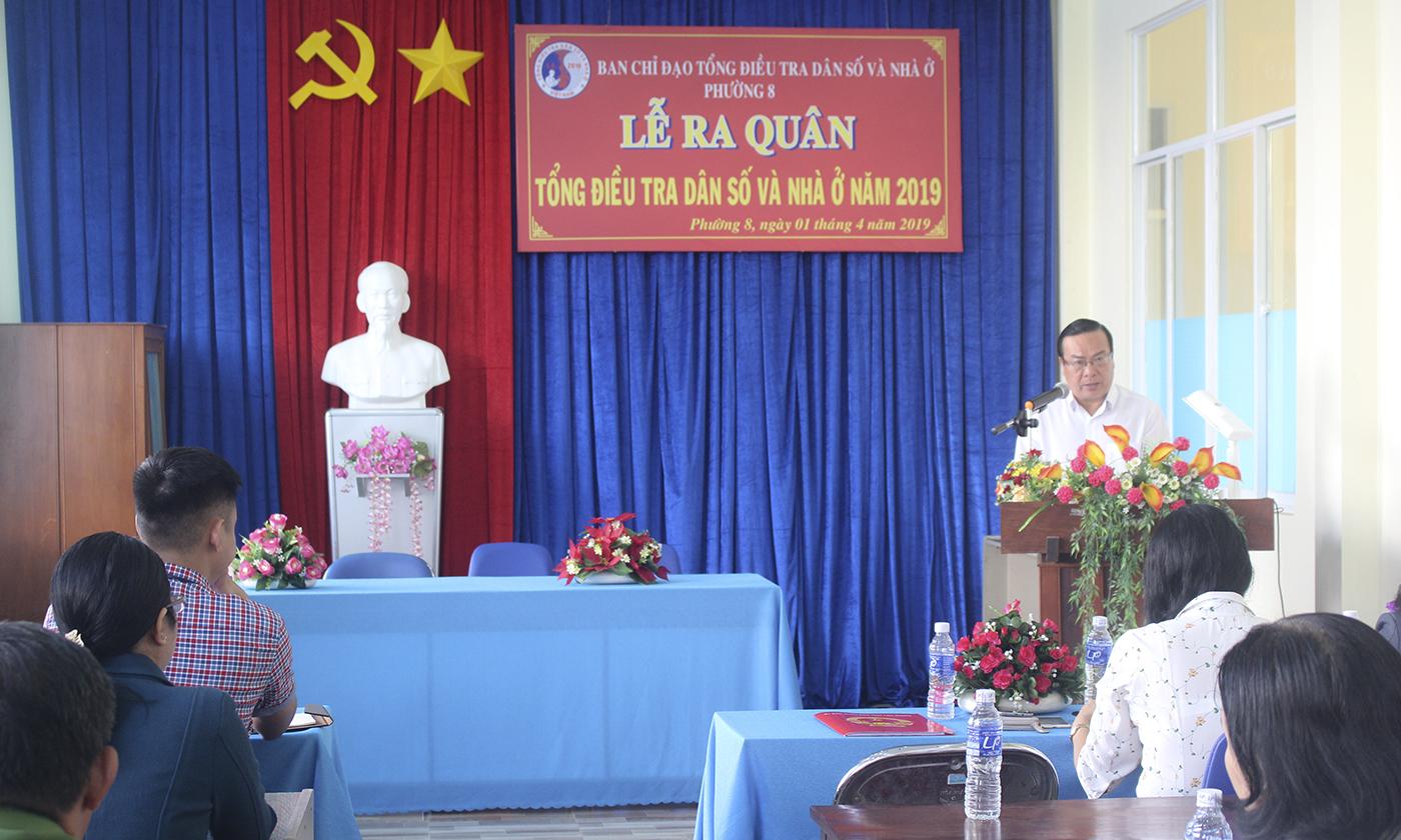 Tình hình kinh tế - xã hội tỉnh Tiền Giang Tháng 4 năm 2019