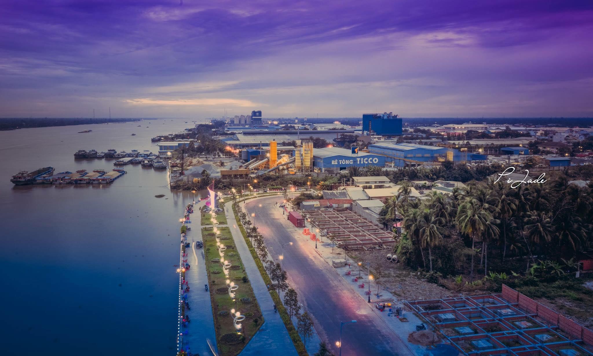 Báo cáo tóm tắt tình hình kinh tế - xã hội tỉnh Tiền Giang năm 2020