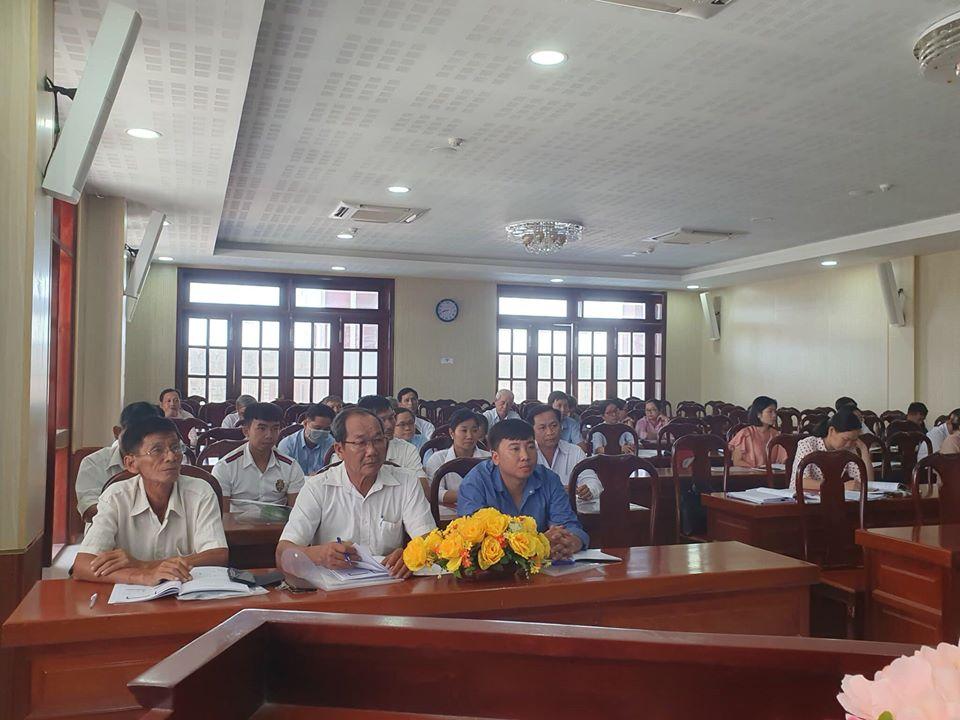 Tiền Giang sẵn sàng cho Điều tra nông thôn, nông nghiệp giữa kỳ năm 2020
