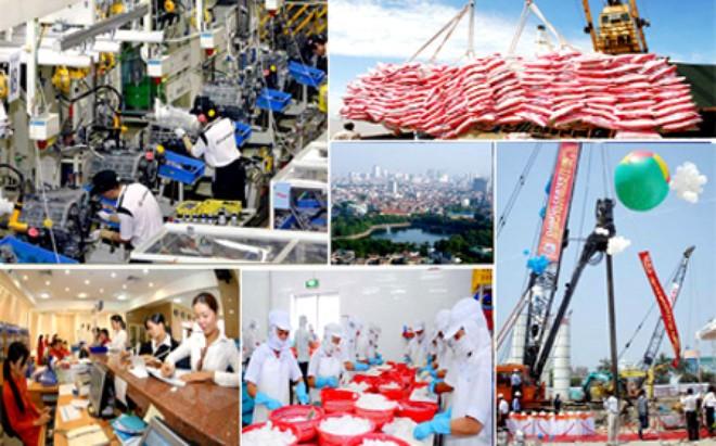 Chỉ số sản xuất công nghiệp Tiền Giang tăng 8,1%